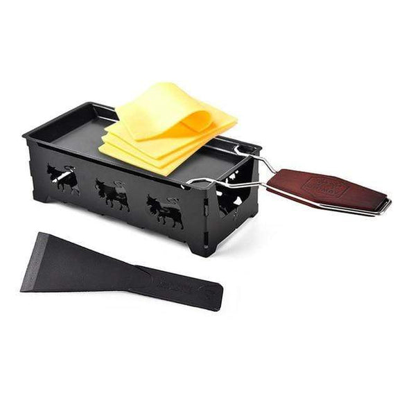 Tryot Woodhandle-Black / Buy 1 GET 50% Off Cheese oven BBQ tools