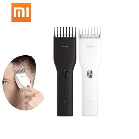 Tryot XiaoMi ENCHEN Men's Electric Hair Clippers Clippers Cordless Clippers Adult Razors Professional Trimmers Corner Razor Hairdresse