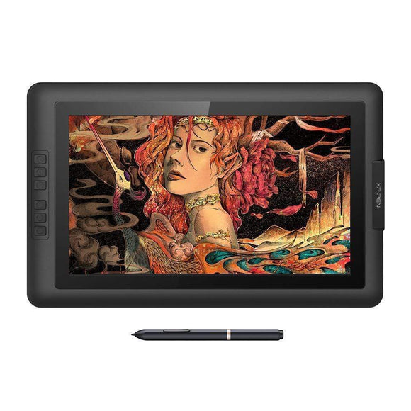 Tryot XP-PEN Artist Pro 15.6 Graphics Drawing Monitor with 8192 Levels Pressure