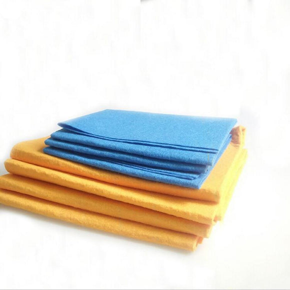 Tryot Yellow 8-Piece Set Super Absorbent Towels