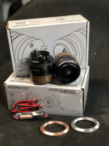 Diamond Audio MSPRO1ST Horn Tweeter