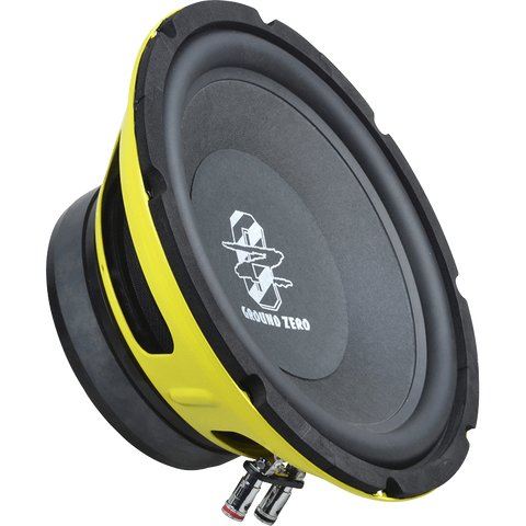 Ground Zero GZCK250XSPL  10 Inch Midrange Speaker