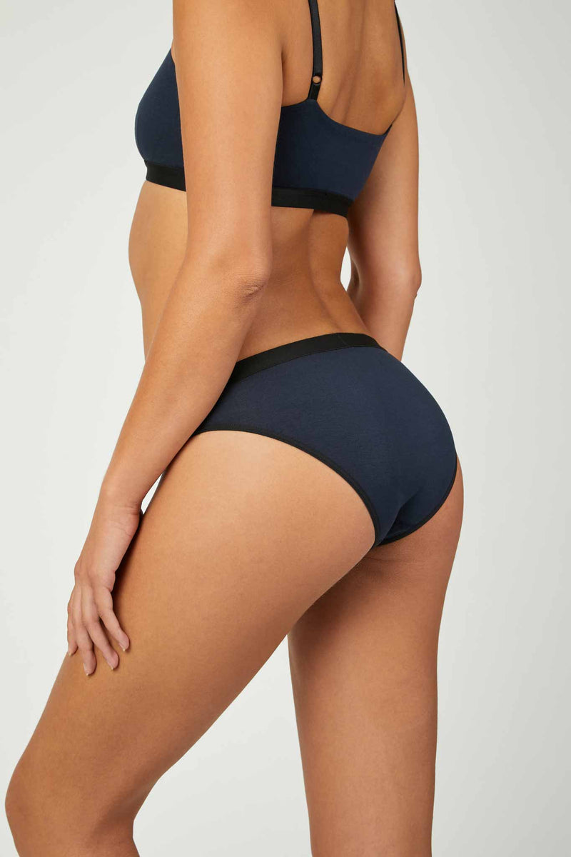 Sloanie Bikini Brief Rear
