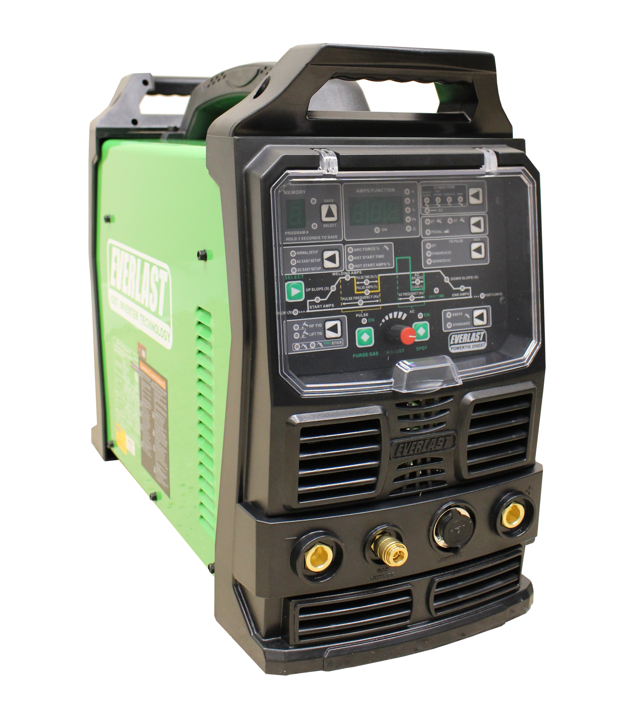 PowerTIG 255EXT - Everlast Welders Australia