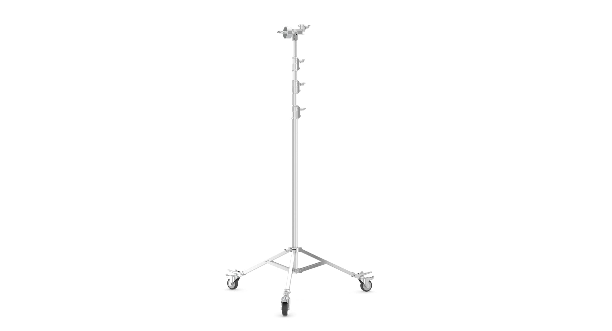 Stands - Wheels - Operating Poles Module Silver
