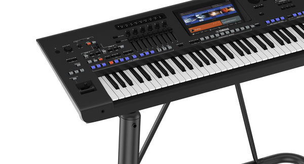 Yamaha Digital and Arranger Workstations Genos