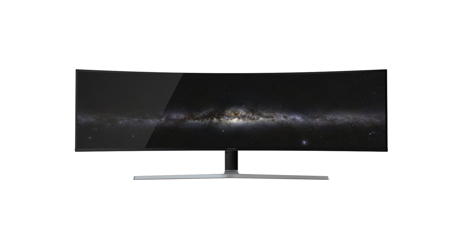Samsung 49 Inches CHG90 QLED Gaming Monitor