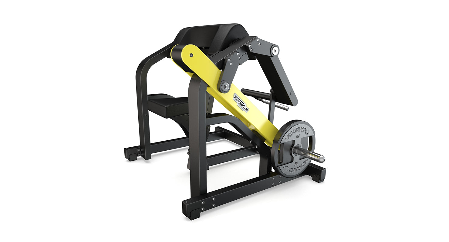 Technogym Plate Loaded Biceps