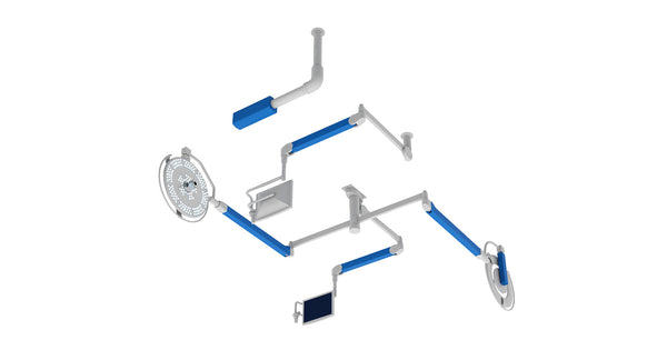 Medical Operating Light Set