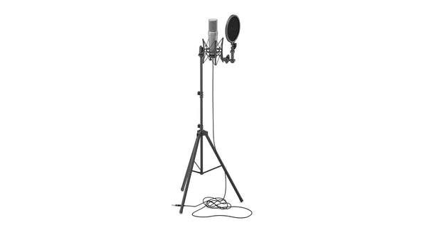 Microphone Stands with Filter