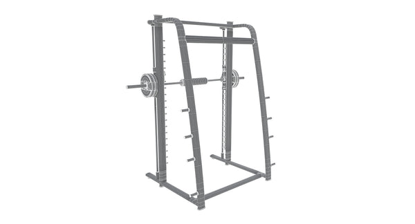 Technogym Selection Multipower Weight Rack
