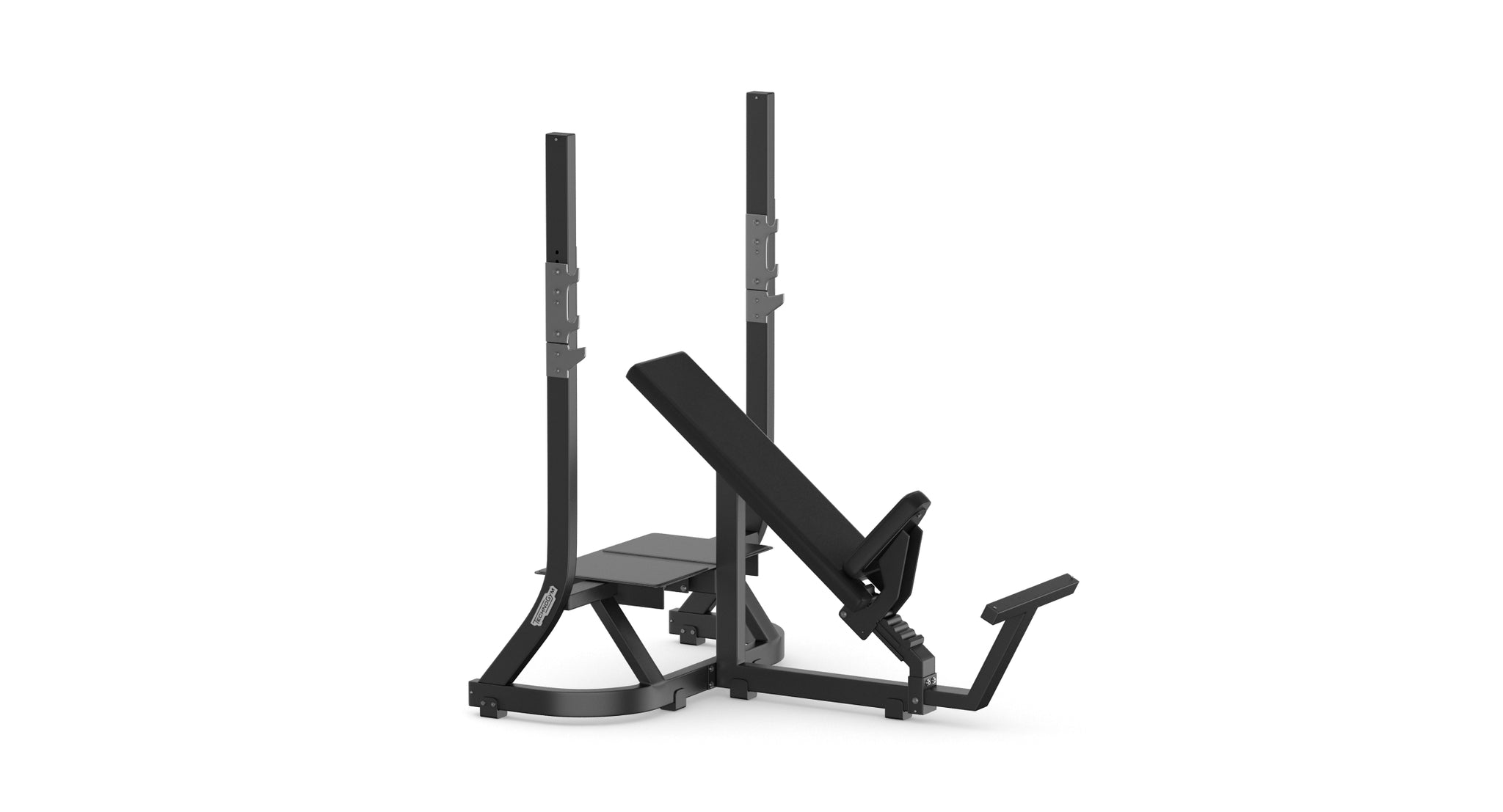 Technogym Pure Olympic Incline Bench