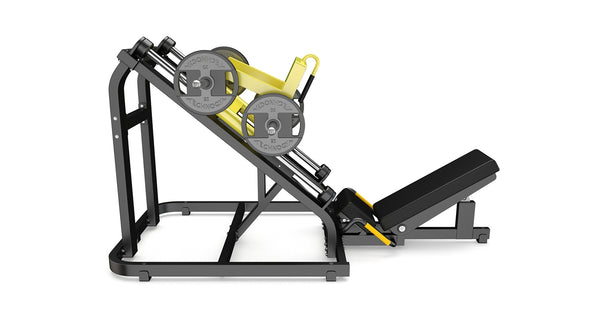 Technogym Plate Loaded Liner Leg Press
