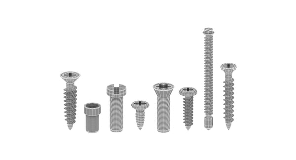 8 Screws Set
