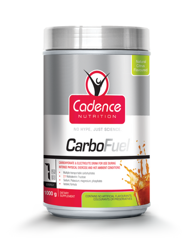 Cadence Nutrition CarboFuel Carb Drink