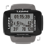 LEZYNE GPS MACRO PLUS USB W/MOUNT