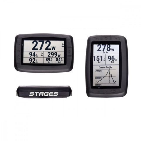 STAGES GPS DASH