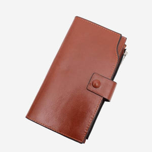 ALEXA Vegan Leather Wallet