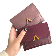 Load image into Gallery viewer, ASTRID Vegan Leather Wallet