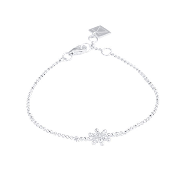 COBBLED STAR BRACELET