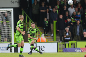 Forest Green Rovers, green, football, sustainable