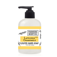 Lavender Mint Body Wash - Prayer Lavender Garden