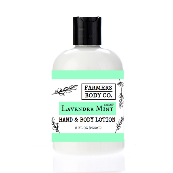 Lavender Mint Body Wash