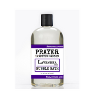 Lavender Bubble Bath - Prayer Lavender Garden