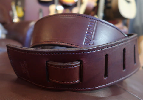 Dakota Leather Guitar Strap