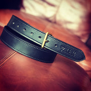 Premium Hand Made Italian Leather Belt With Lifetime Warranty (The Last Belt You Will Ever Need To Buy)