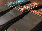 SMJ Reserve Collection Red Admiral Guitar Strap