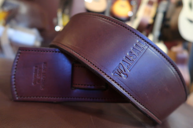 Walsall Limited Edition Italian Dakota Guitar Strap
