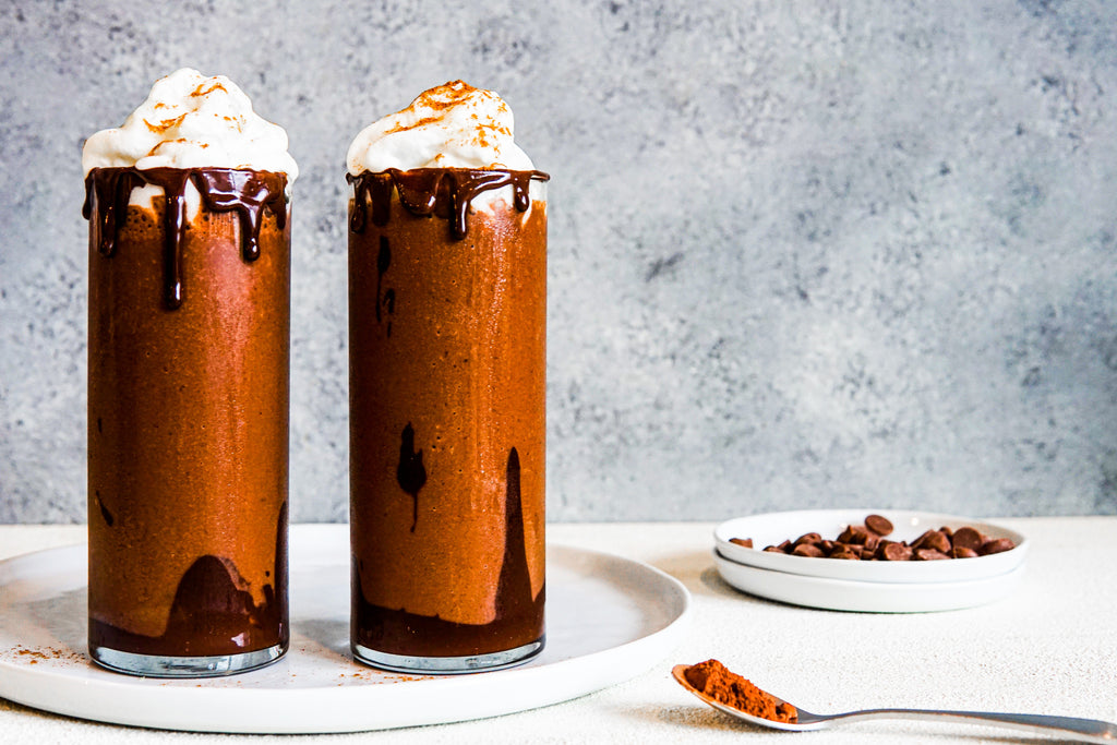 Cold Brew Chocolate Frappe