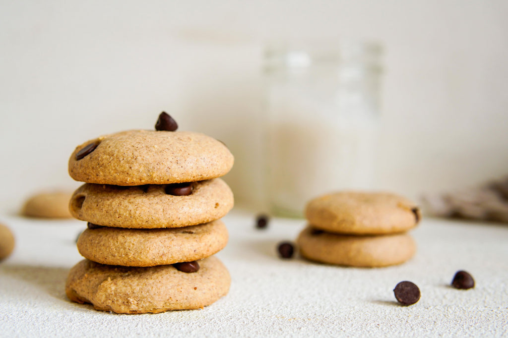 Collagen Chocolate Chip Cookies