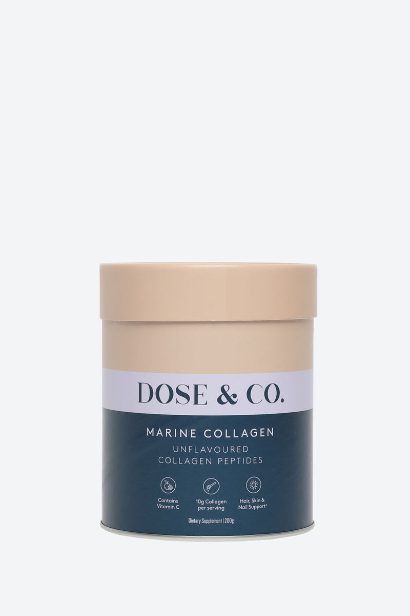 Marine Collagen Powder - Unflavoured