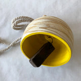 Light Marbled Bell – Yellow