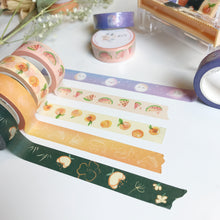 Load image into Gallery viewer, Botanical Washi Tape