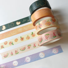Load image into Gallery viewer, Summer Watermelon Washi Tape