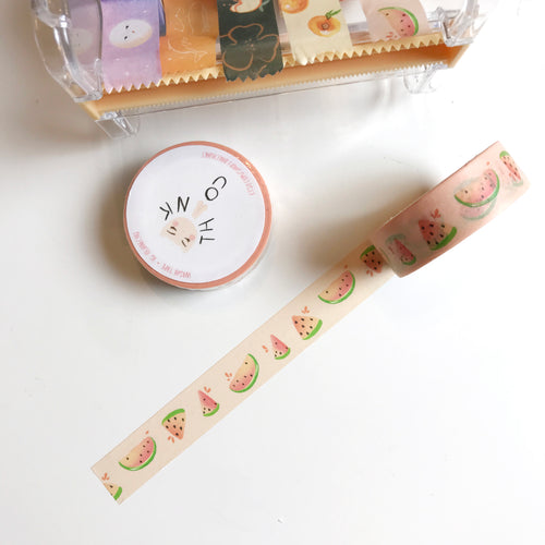 Summer Watermelon Washi Tape