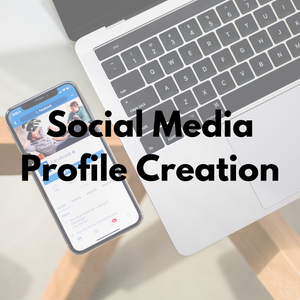 Social Media Profile Creation
