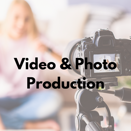 Video & Photo Production Services