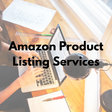 Load image into Gallery viewer, Amazon Product Listing Services