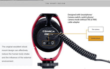 Load image into Gallery viewer, Comica Recording Mic