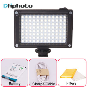LED Square Video Light with 2 Filters