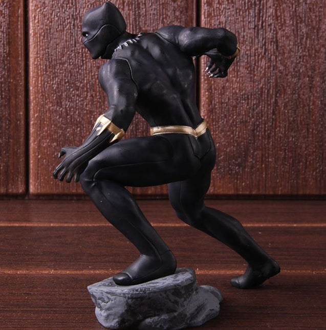 Limited Edition Black Panther Figure