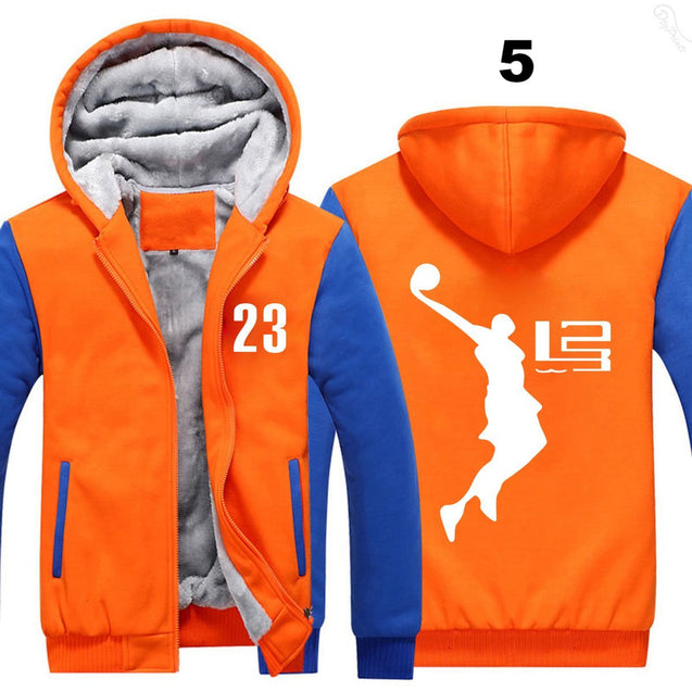 Basketball Hoodie Colour