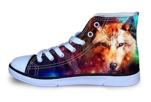3D Astro Wolf Shoes