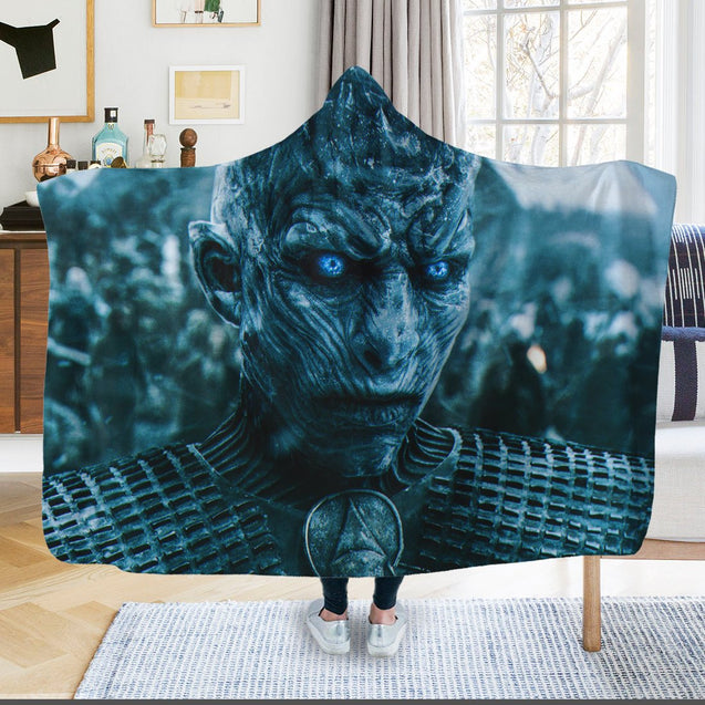 Game of Thrones Night King Hooded Blanket
