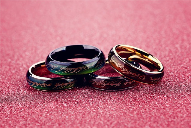 Cool Mood Ring Unisex
