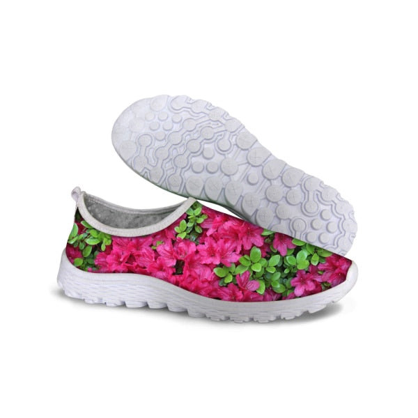 3D Flower Shoes for Woman 12